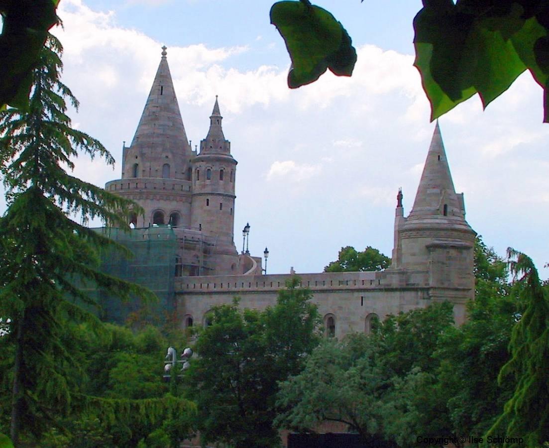 Ungarn, Budapest, Fischerbastei