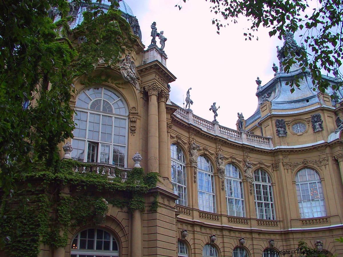 Ungarn, Budapest, Stadtwäldchen