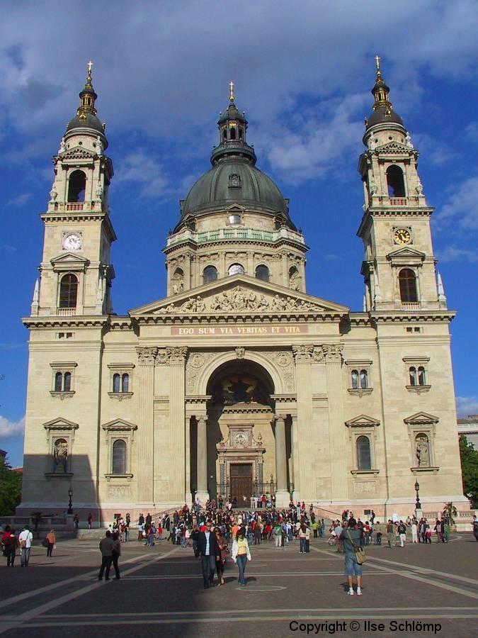 Ungarn, Budapest, St. Stephans Basilika