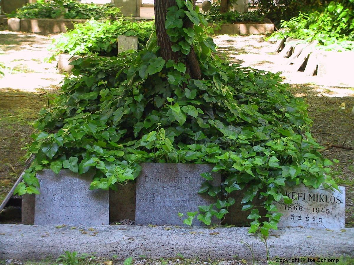 Ungarn, Budapest, Innenhof der Großen Synagoge