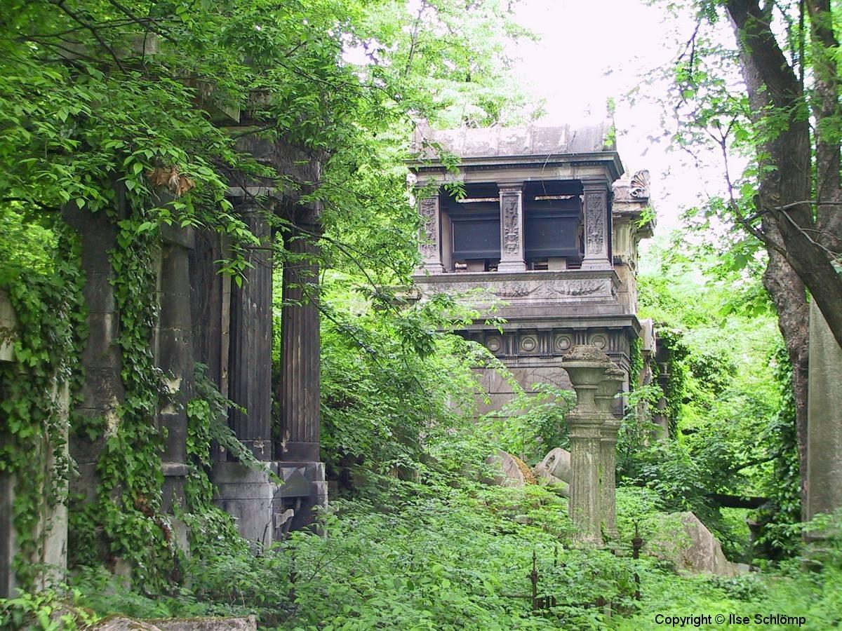 Ungarn, Budapest, Jüdischer Friedhof Zsido Temeto