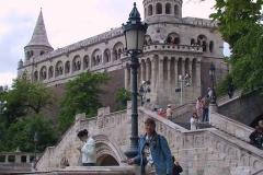 Budapest, Fischerbastei