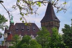 Ungarn, Budapest, Burg Vajdahunyad
