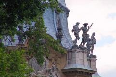 Budapest, Stadtwäldchen