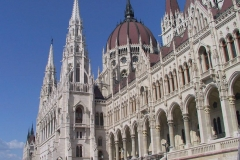 Budapest, Parlamentsgebäude