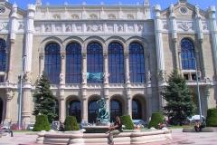 Ungarn, Budapest, Vigado, Konzerthalle