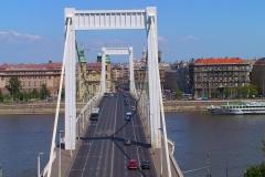 Ungarn, Budapest, Elisabethbrücke