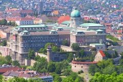 Budapest, Burgpalast