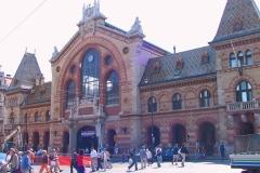 Ungarn, Budapest, Zentrale Markthalle
