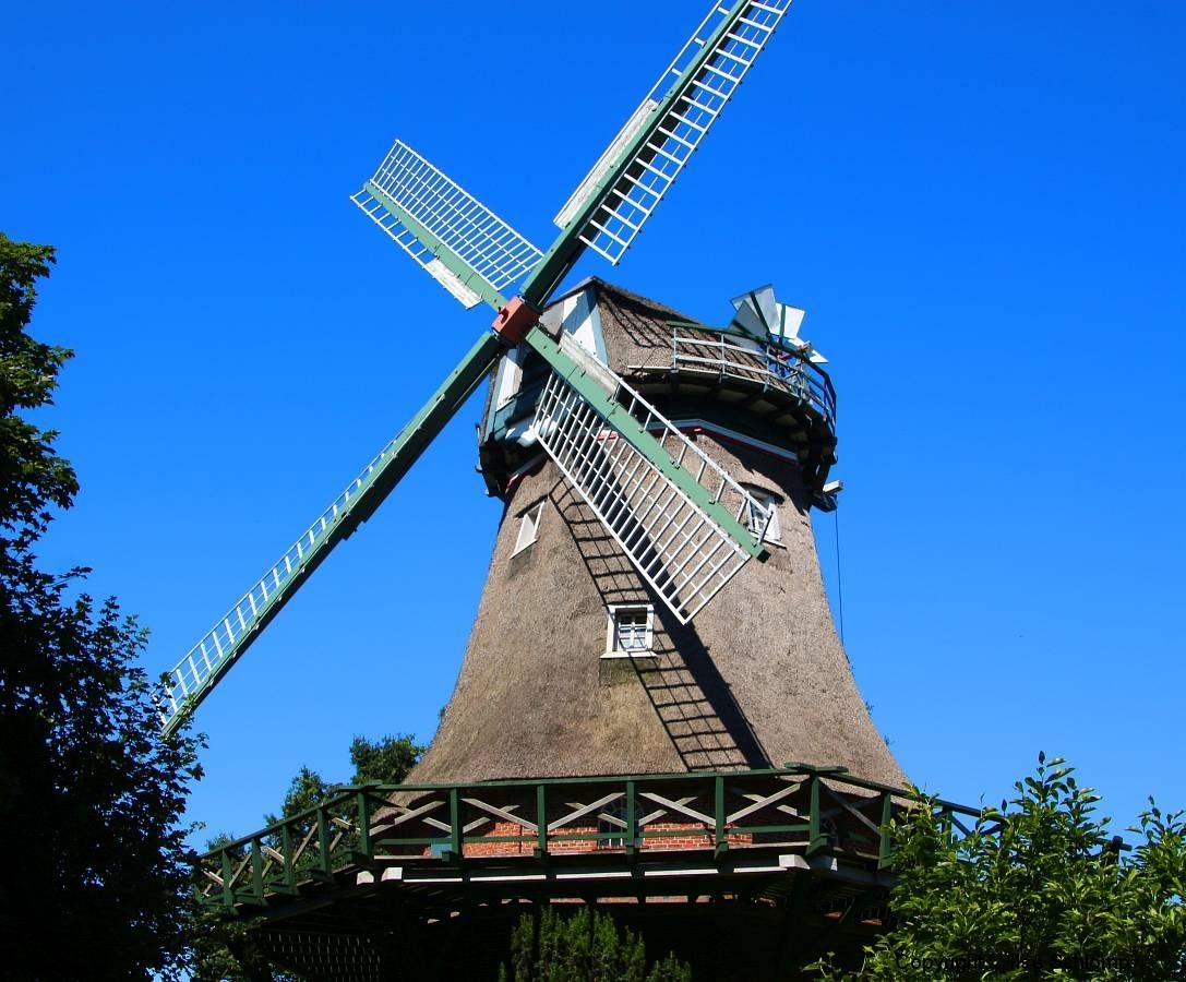Cuxland, Beverstedt-Hollen-Heise 2013, Windmühle