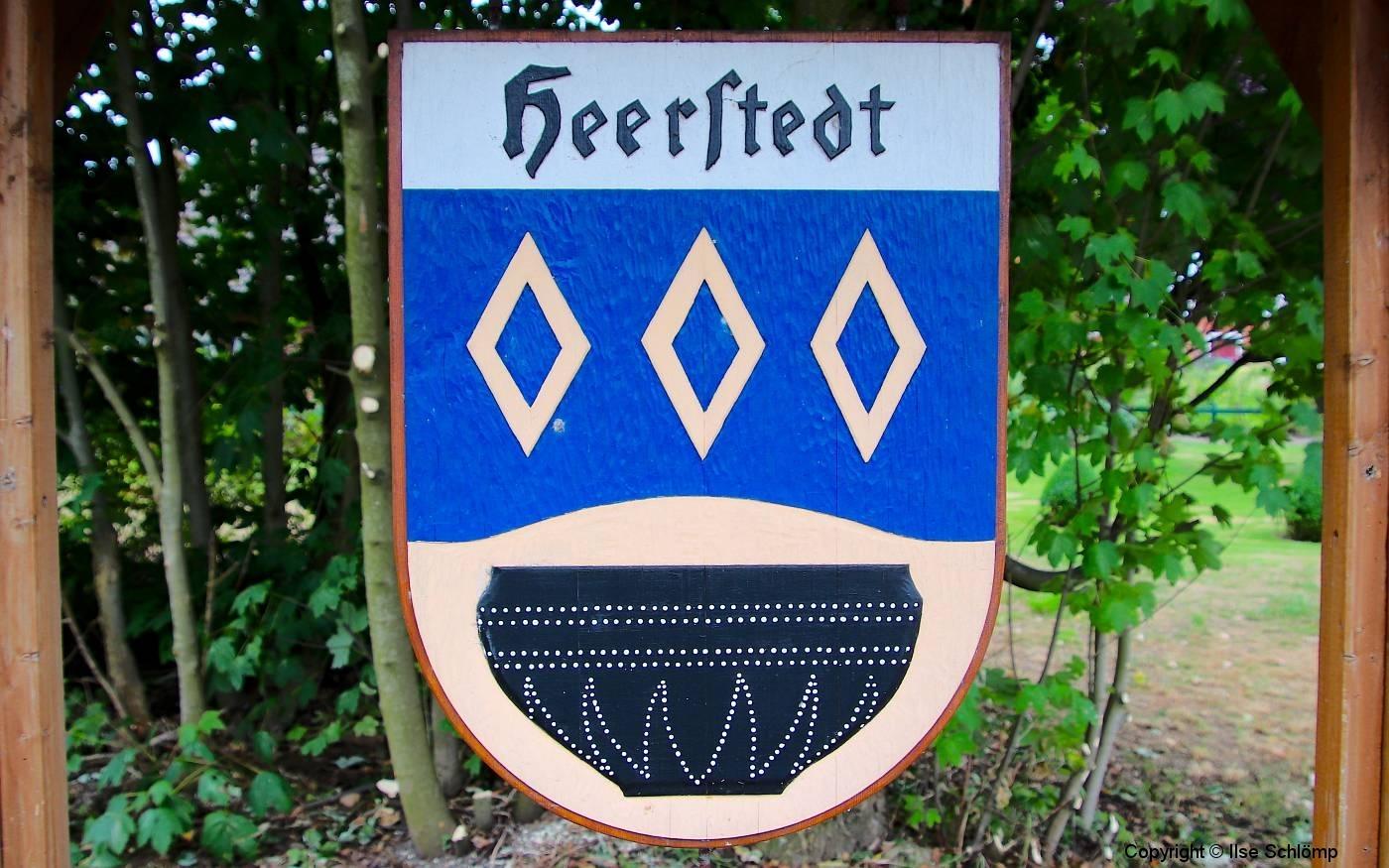 Cuxland, Beverstedt-Heerstedt 2018, Wappen