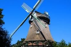 Cuxland, Hollen-Heise 2013, Windmühle