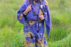 Cuxland, Wanna-Ahlen-Falkenberg 2017, Moorhexe im Ahlenmoor