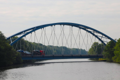 Cuxland, Loxstedt-Stotel 2017, Lunebrücke