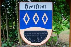 Cuxland, Heerstedt 2018, Wappen