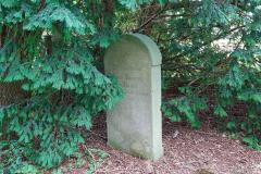 Cuxland, Loxstedt-Stotel 2020, Jüdischer Friedhof