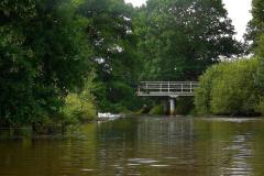 Cuxland, Loxstedt-Düring 2021, Leutnantsbrücke