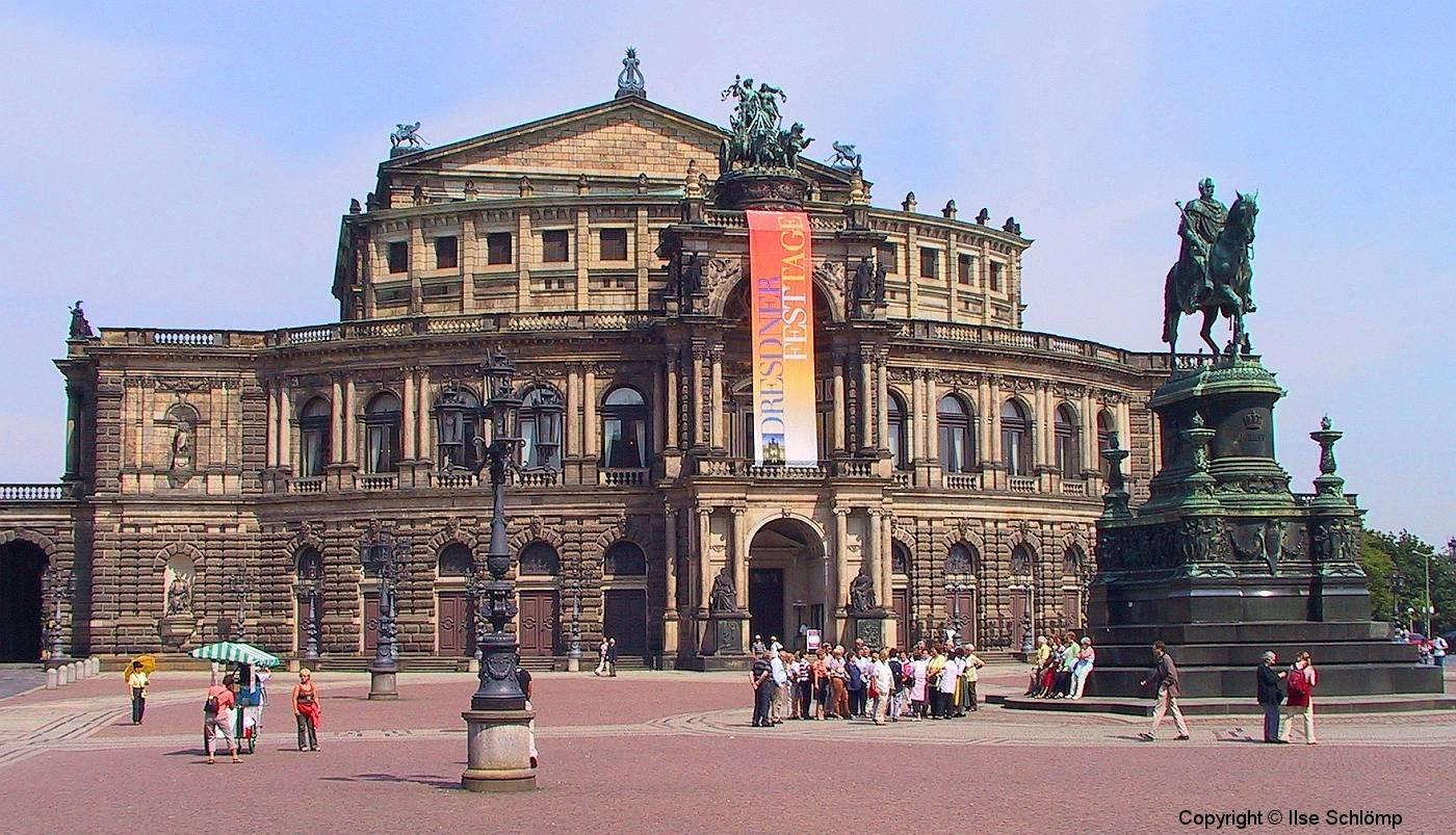 Dresden, Semperoper