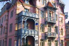Dresden, Gründerzeithaus Pohlandstraße