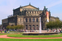 Dresden, Semperoper