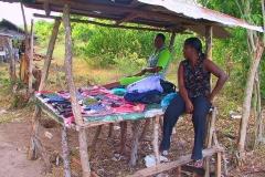 Kenia, Verkaufsstand