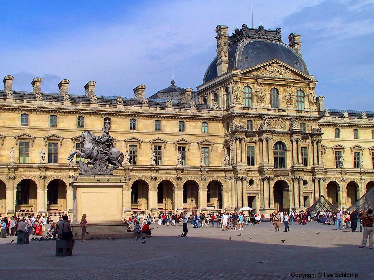 Frankreich, Paris, Louvre Museum