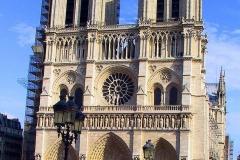 Frankreich, Paris, Kathedrale Notre-Dame de Paris, Gotik