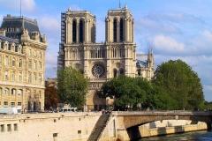 Paris, Kathedrale Notre-Dame de Paris, Gotik