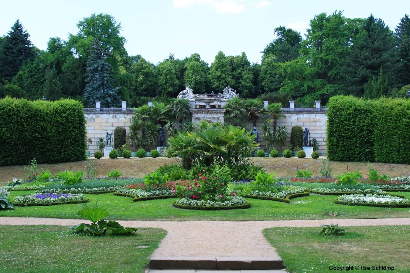 Potsdam, Sizilianischer Garten