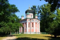 Potsdam, Kapellenberg, Russisch-orthodoxe Alexander-Newski-Gedächtniskirche