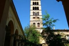 Potsdam, Park Sanssouci, Friedenskirche, Campanile