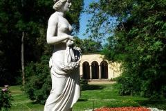 Potsdam, Park Sanssouci, Skulptur Flora