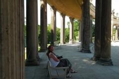 Potsdam, Schloss Sanssouci, Kolonnade