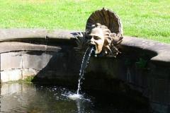 Potsdam, Schloss Sanssouci, Brunnen