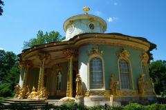 Potsdam, Chinesisches Teehaus