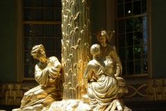 Potsdam, Chinesisches Teehaus, Figurengruppe