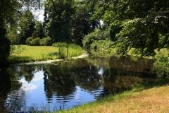 Potsdam, Park Sanssouci, Bachverlauf