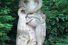 Potsdam, Nordischer Garten, Meeresnymphe Thetis