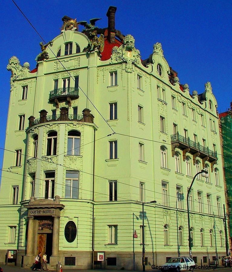 Tschechische Republik, Prag, Goethe-Institut