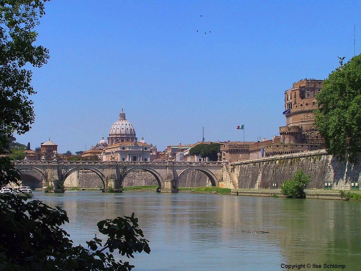 Italien, Rom, Engelsbrücke