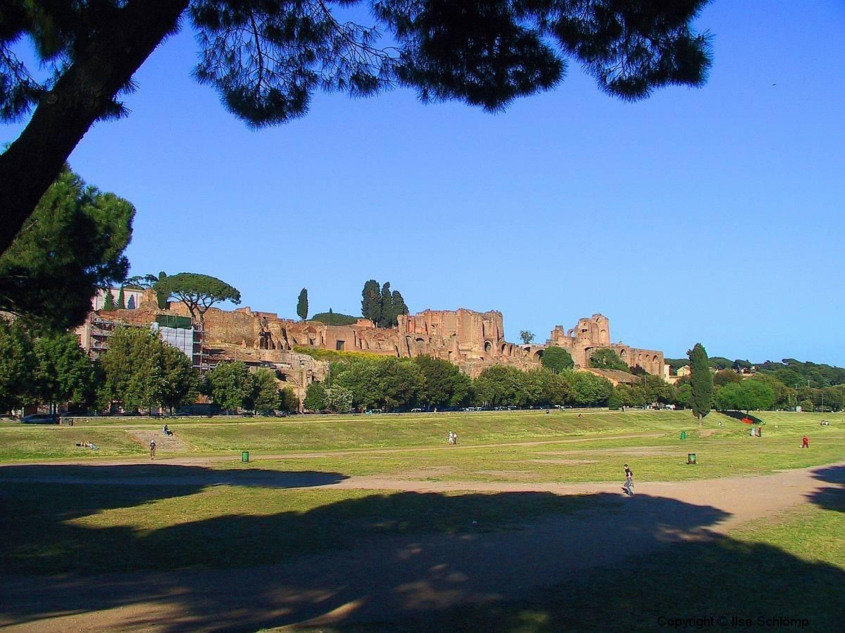 Italien, Rom, Circus Maximus