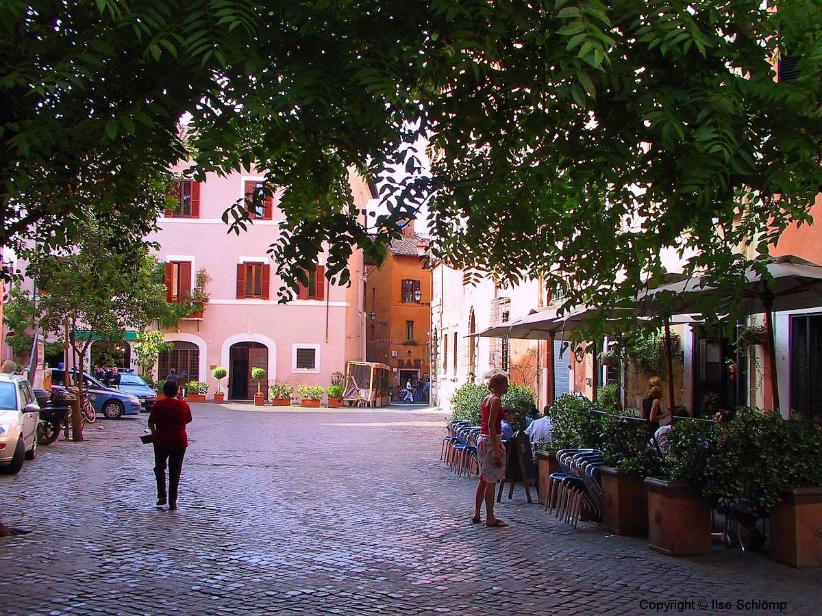 Italien, Rom, Trastevere