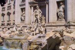 Italien, Rom, Fontana di Trevi