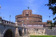 Italien, Rom, Engelsburg