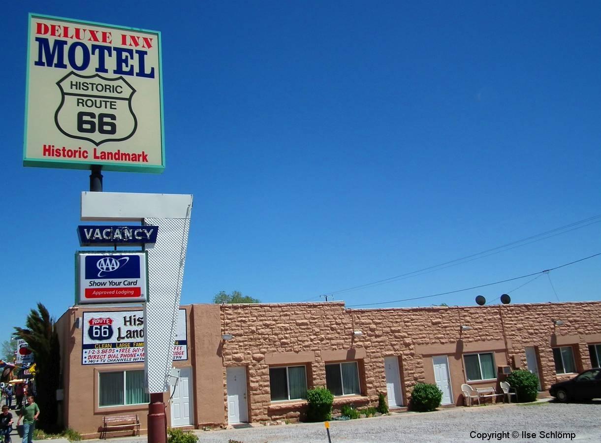 USA, Arizona, Route 66, Motel