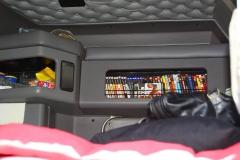 USA, Arizona, Route 66, Schlafstätte im Truck