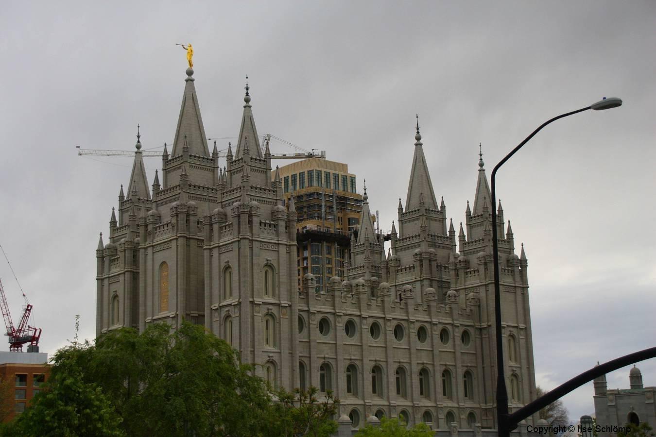 Salt Lake City, Temple Square