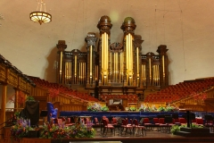 Salt Lake City, Tabernacle, Orgel