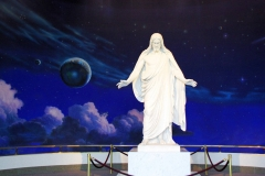 Salt Lake City, Temple Square, Christus Statue