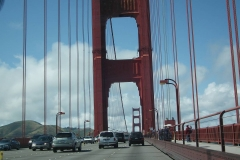 San Francisco, Golden Gate Bridge